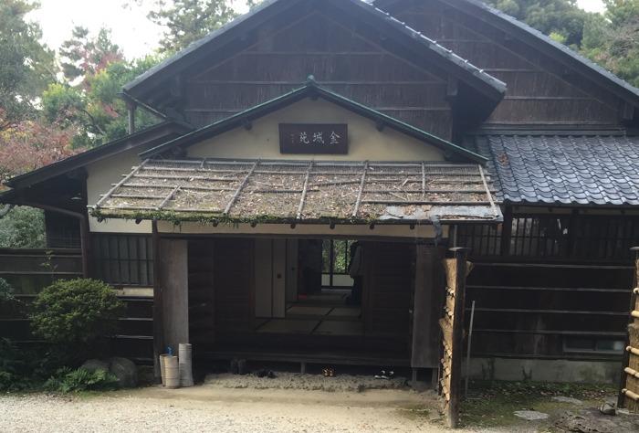 名古屋城のお茶室